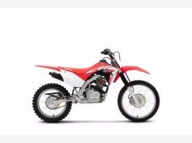 2021 Honda CRF125F for sale 201008753