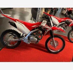 2021 Honda CRF125F for sale 201013767