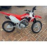 2021 Honda CRF125F for sale 201022966