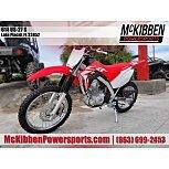 2021 Honda CRF125F for sale 201024063
