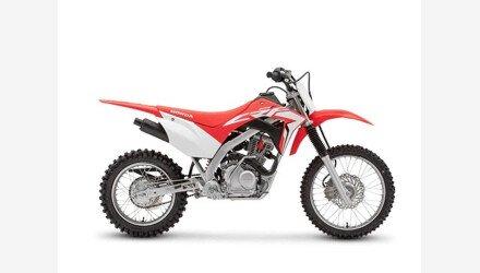 2021 Honda CRF125F for sale 201026458