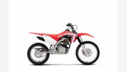 2021 Honda CRF125F for sale 201030536