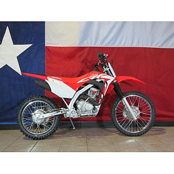 2021 Honda CRF125F for sale 201070681