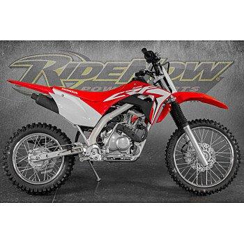 2021 Honda CRF125F for sale 201070686