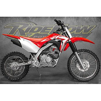 2021 Honda CRF125F for sale 201081442