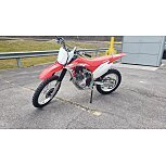 2021 Honda CRF250F for sale 200988761
