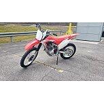 2021 Honda CRF250F for sale 200988763