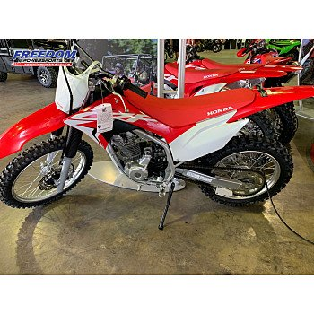 2021 Honda CRF250F for sale 200989138