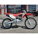 2021 Honda CRF250F for sale 200992034