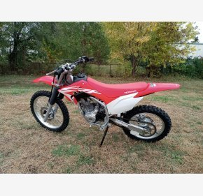 2021 Honda CRF250F for sale 200992099