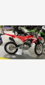 2021 Honda CRF250F for sale 200993830