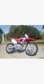 2021 Honda CRF250F for sale 201000319