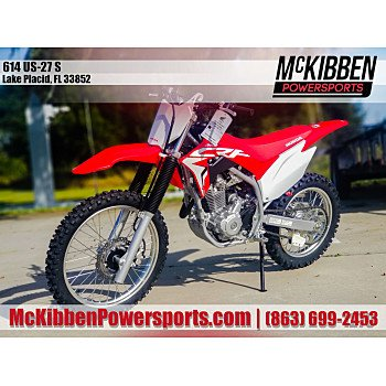 2021 Honda CRF250F for sale 201000395