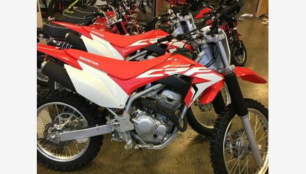 2021 Honda CRF250F for sale 201019415