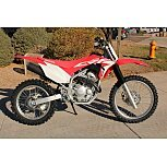 2021 Honda CRF250F for sale 201022629