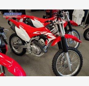 2021 Honda CRF250F for sale 201037371