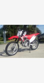 2021 Honda CRF250F for sale 201038591