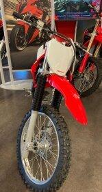 2021 Honda CRF250F for sale 201042181