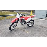 2021 Honda CRF250F for sale 201069906