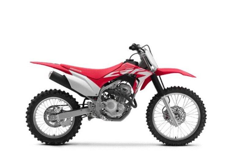 2021 Honda CRF250F for sale 201070454