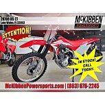 2021 Honda CRF250F for sale 201143734