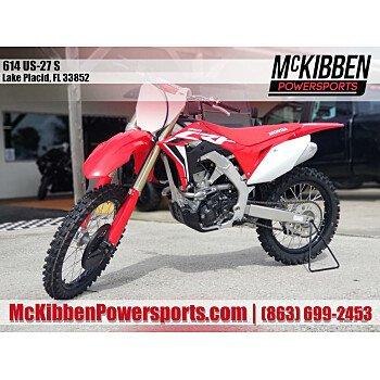 2021 Honda CRF250R for sale 200984476