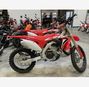 2021 Honda CRF250R for sale 201018550