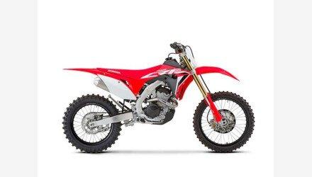 2021 Honda CRF250R for sale 201030931