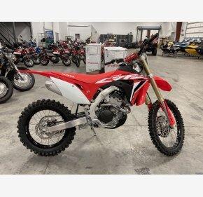 2021 Honda CRF250R for sale 201042180