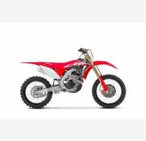2021 Honda CRF250R for sale 201051255
