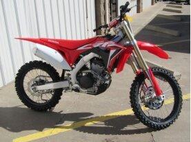 2021 Honda CRF250R for sale 201059975