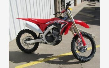 2021 Honda CRF250R for sale 201059975