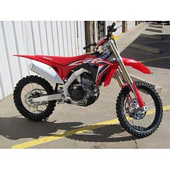 2021 Honda CRF250R for sale 201059977