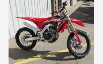 2021 Honda CRF250R for sale 201059977