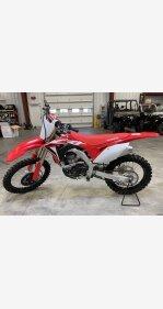 2021 Honda CRF250R for sale 201062931