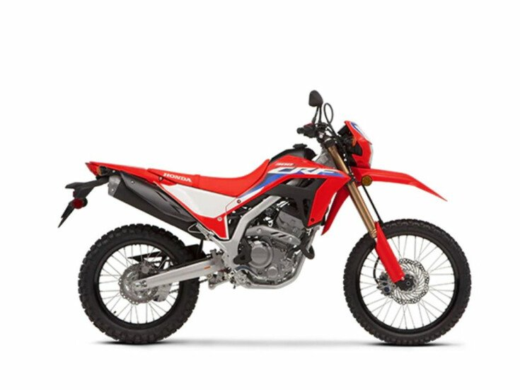2021 Honda CRF300L ABS for sale 201173785