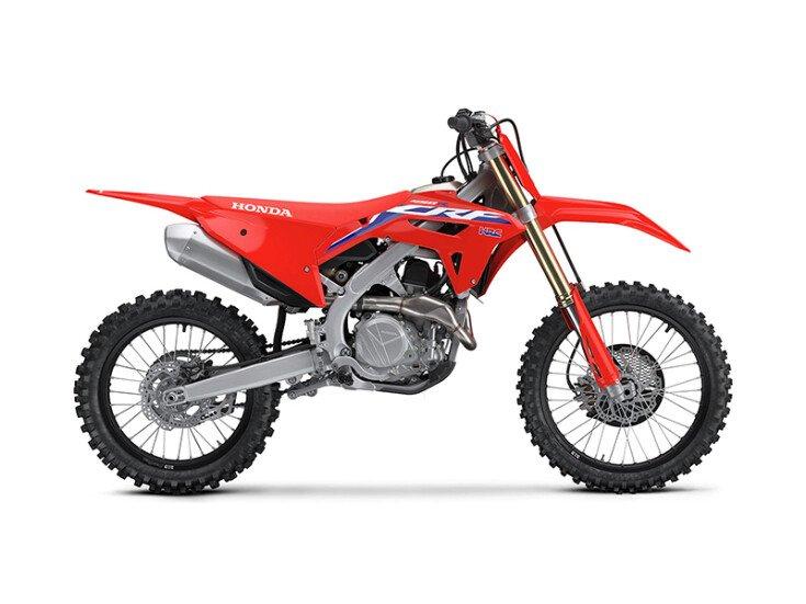2021 Honda CRF450R 450R specifications
