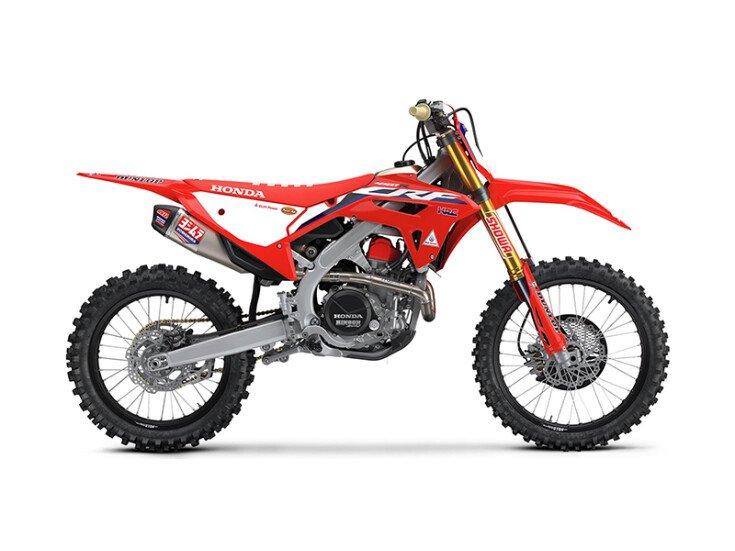 2021 Honda CRF450R 450RWE specifications