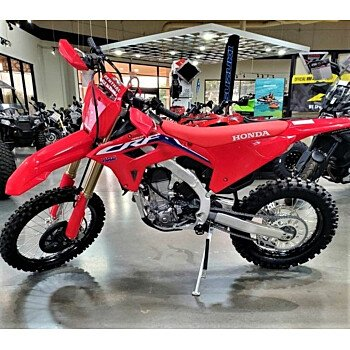 2021 Honda CRF450R for sale 200953637