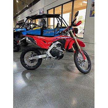 2021 Honda CRF450R for sale 200989117