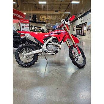 2021 Honda CRF450R for sale 200989120