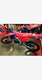2021 Honda CRF450R for sale 200998141
