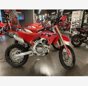 2021 Honda CRF450R for sale 201002242