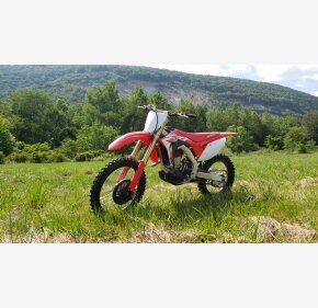 2021 Honda CRF450R for sale 201004125