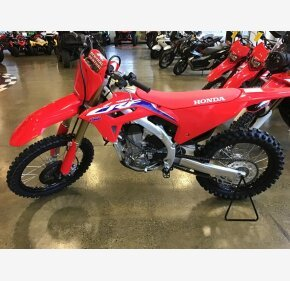 2021 Honda CRF450R for sale 201004347