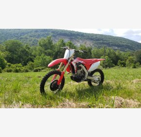2021 Honda CRF450R for sale 201004674
