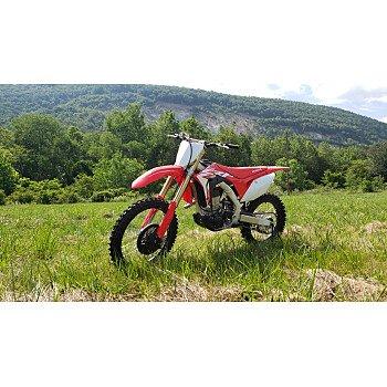 2021 Honda CRF450R for sale 201004674