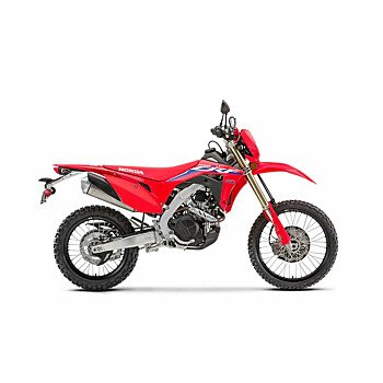 2021 Honda CRF450R for sale 201005109