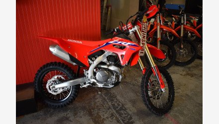 2021 Honda CRF450R for sale 201012132