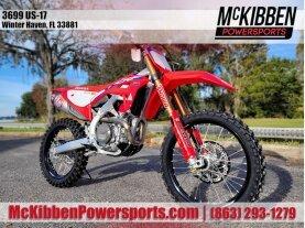 2021 Honda CRF450R for sale 201015328